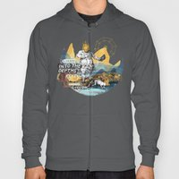 Into the Depths Hoody