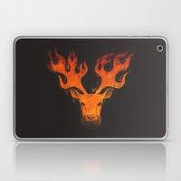 Hot Headed Laptop & iPad Skin