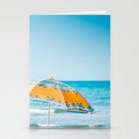 Dreaming of summer Stationery Cards