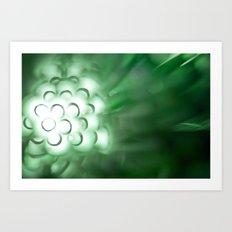 {jade} Art Print