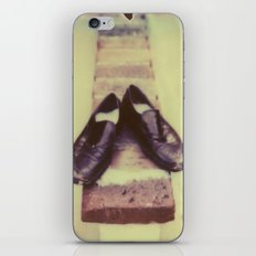 Walk this Way iPhone & iPod Skin