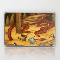 Smaug, the last dragon Laptop & iPad Skin