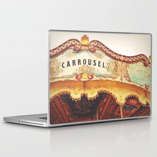 Carrousel Laptop & iPad Skin