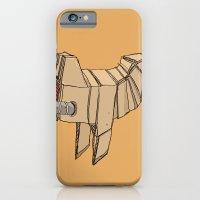 Space Chicken iPhone 6 Slim Case