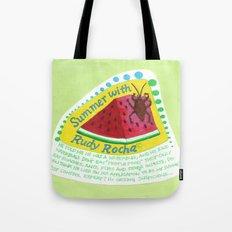 Watermelon Waterbug: Wondering Tote Bag