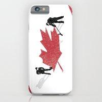Snow in Canada iPhone 6 Slim Case
