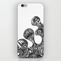 The Desi iPhone & iPod Skin