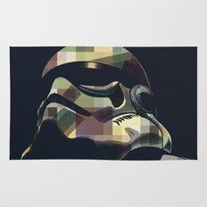 Star War | Storm Trooper Color Square * Movies Inspiration Rug