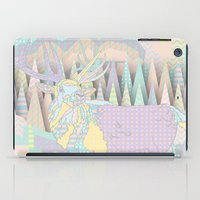 Deer Forest iPad Case