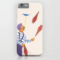 A Circus Performer Named… iPhone 6 Slim Case