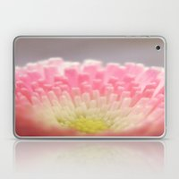 Winter flower. Laptop & iPad Skin