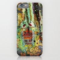 Vegan-Bot iPhone 6 Slim Case