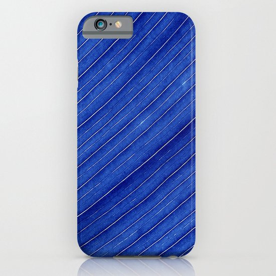 blue leaf II iPhone & iPod Case