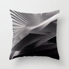 Paper Sculpture #7 Throw Pillow