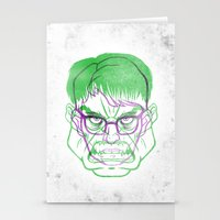 Always Angry Stationery Cards