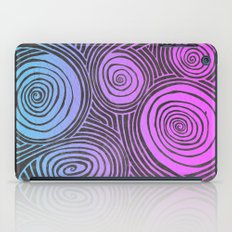 swirled  iPad Case