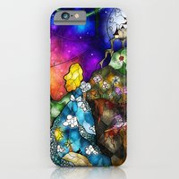 iPhone & iPod Case featuring Wonderland (Once Upon A Time Series) by Mandie Manzano