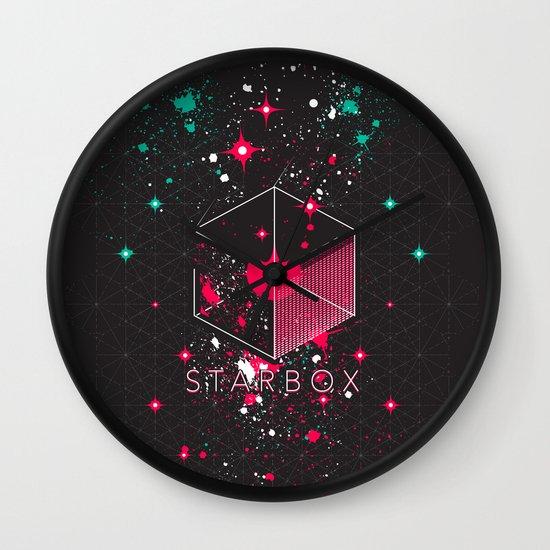 STARBOX Wall Clock
