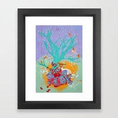 The Lamb of God Framed Art Print