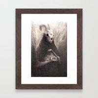 Aseity Framed Art Print