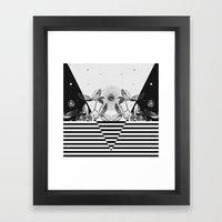 v vi iv v  Framed Art Print