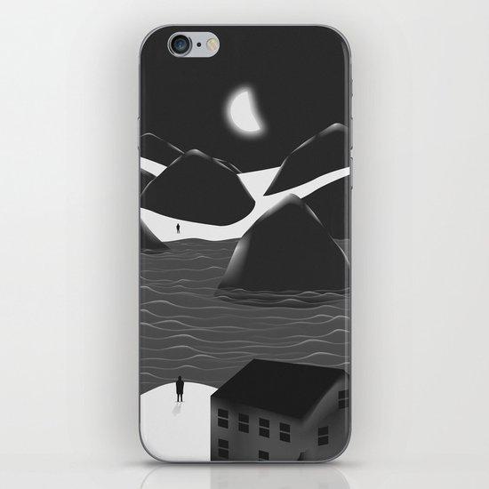 Miss You iPhone & iPod Skin