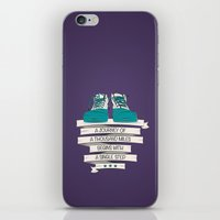 A Journey Of A Thousand … iPhone & iPod Skin