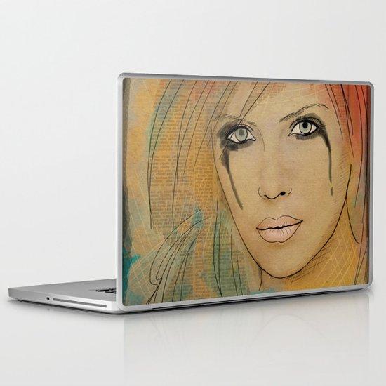 Turmalina Laptop & iPad Skin