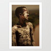 Ethiopia 9 Art Print