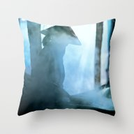 Rice Paper Production Of… Throw Pillow