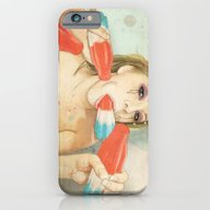 iPhone & iPod Case featuring Bombs Away by Keith P. Rein