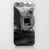 iPhone & iPod Case featuring nightmare by MatoSwamp