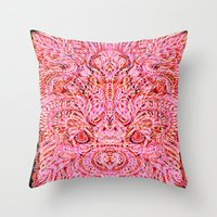 Surround Yourself Ver. I… Throw Pillow