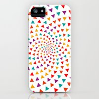 iPhone Cases featuring Golden angle by fred g