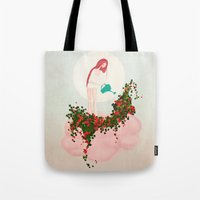 ...so This Is Why It Rai… Tote Bag