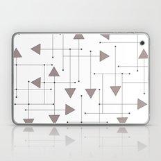 Lines & Arrows Laptop & iPad Skin