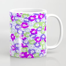 Morning Glory - Violet Multi Mug