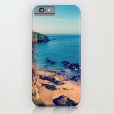 Ripples Of The Ocean iPhone 6 Slim Case