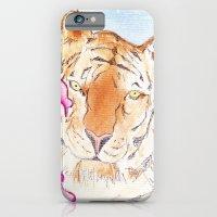Tiger #1 iPhone 6 Slim Case