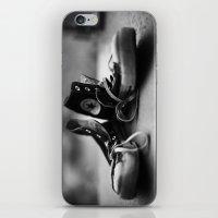 Converse High-tops  iPhone & iPod Skin