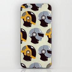 Daft Punk - RAM (Thomas) iPhone & iPod Skin