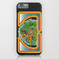 Classic Centipede Woodcu… iPhone 6 Slim Case