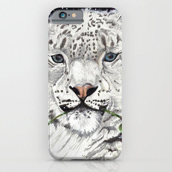 Snow Leopard iPhone & iPod Case