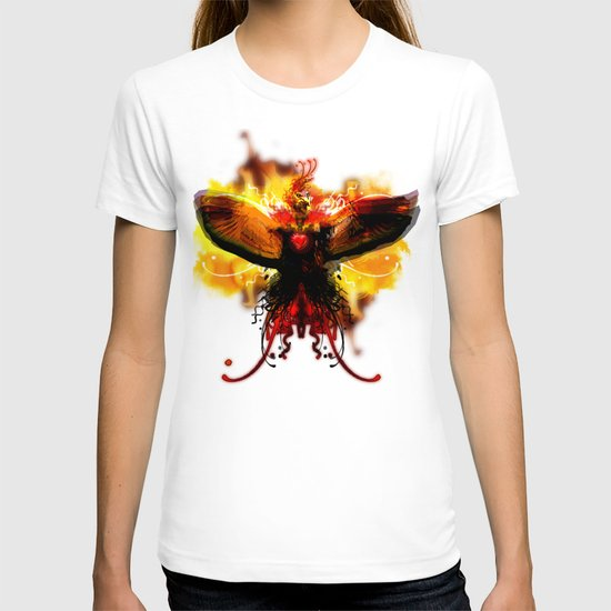 My Love For You Is On Fire T-shirt