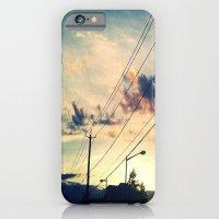 Petworth at Sunset (Washington, DC) iPhone 6 Slim Case
