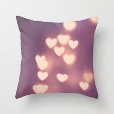 Your Love is Electrifying Throw Pillow