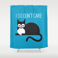 Fur Real Shower Curtain