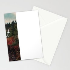 Get Lost in the Pacific Northwest Stationery Cards