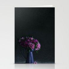 Romance of Peruvian Lilies - Alstroemerias Stationery Cards