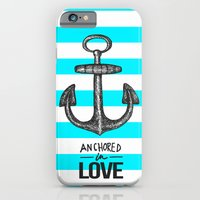 Anchored // Love iPhone 6 Slim Case